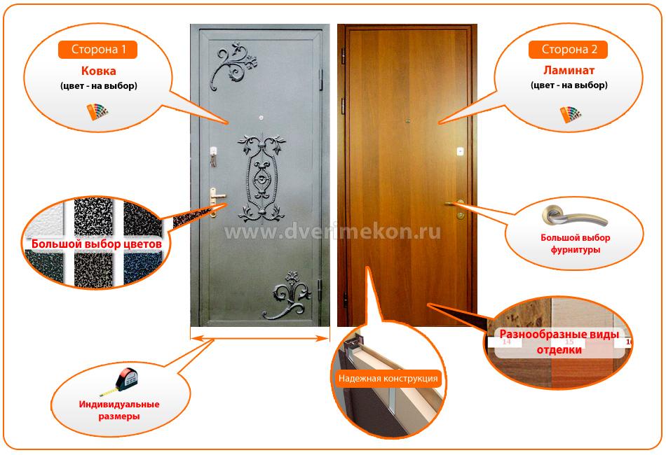 поставить стальную дверь частный дом подмосковье дедовск