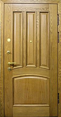 сколько стоит дверь входная деревянная Марьянов