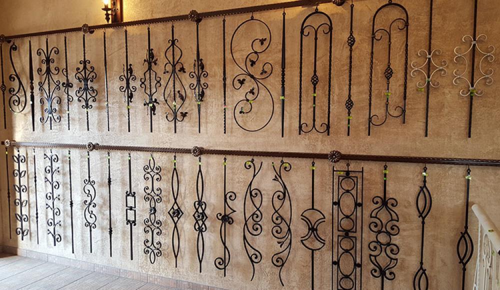 фото декоративные кованые элементы