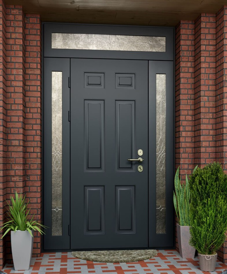 входные двери с окнами по бокам фото аллергик долго