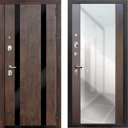 Дверь с зеркалом - DSZ3632 (внешняя отделка: МДФ, внутренняя отделка: МДФ): цена, характеристики, отзывы, купить дверь в компании «МеКон»
